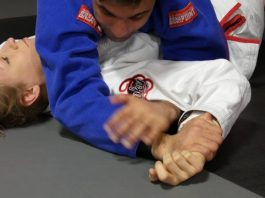 Half Guard Submissions