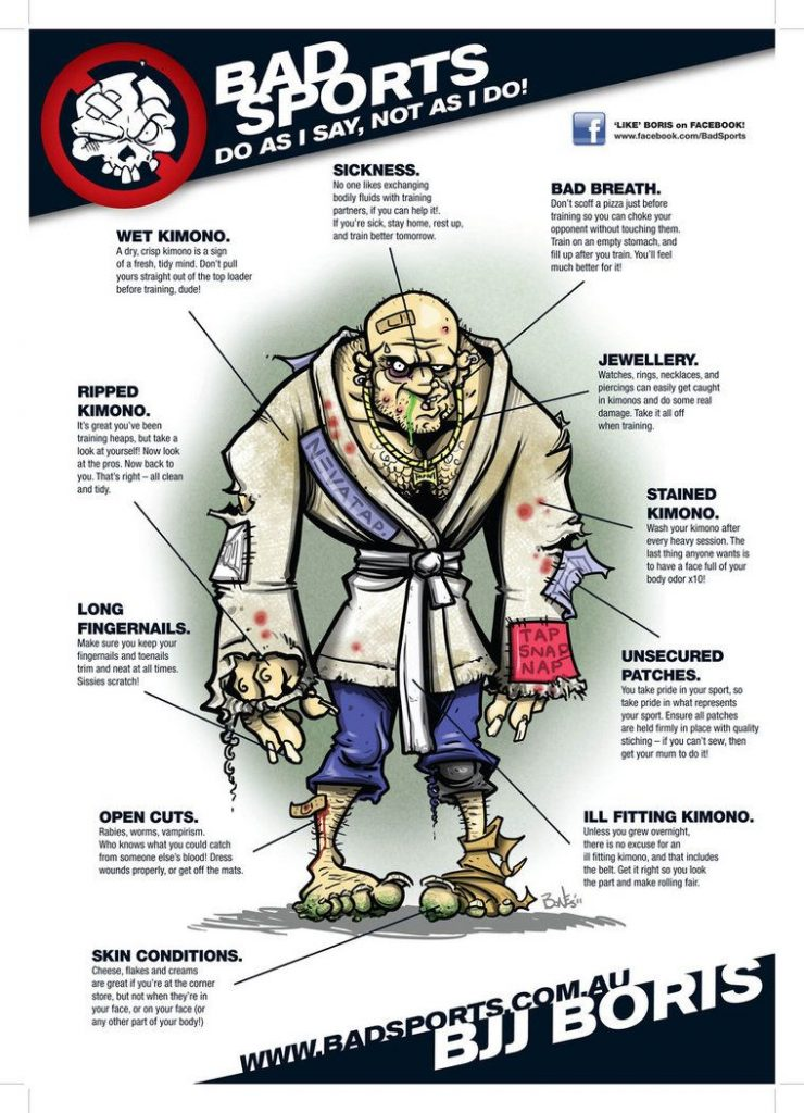 4b891e62c6330ebe66c1be12540835ec 740x1024 - Jiu-Jitsu Stereotypes: Which One Are You?