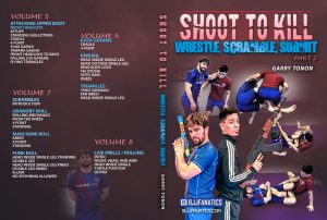 "GarryTonon CoverPART2 1024x1024 300x202 - ""Shoot To Kill: Wrestle, Scramble, Submit"" Garry Tonon DVD Review"