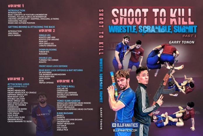 """""""Shoot To Kill: Wrestle, Scramble, Submit"""" Garry Tonon DVD Review"""