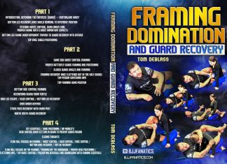 m DeBlass Instructional DVD Review: Framing Domination And Guard Recovery