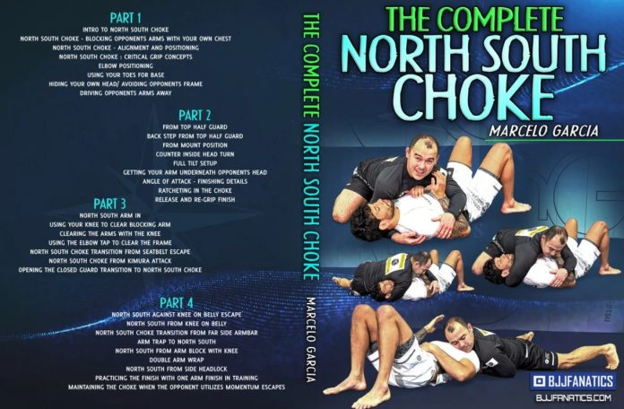 Mracelo Garcia North South Choke DVD Review cover