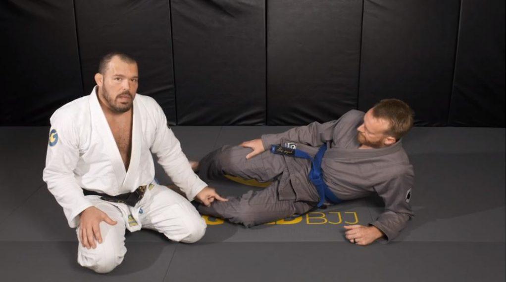 deans listen gold bjj online 1 1024x571 - Dean Lister DVD Review: IBJJF Legal Leg Attack Secrets