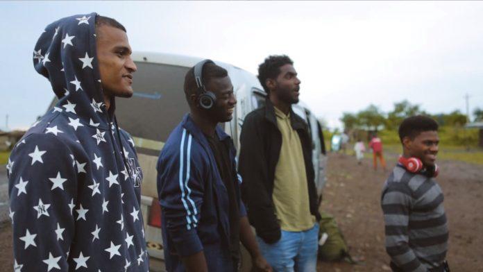 BJj documentary Journey to Kenya cover