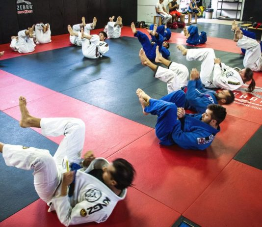Core Work For BJJ: A Bulletproof Workout