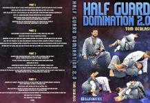Tom DeBlass Instructional DVD Review: Half Guard Domination 2.0 Cover