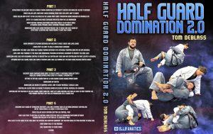 DeBlass 300x189 - REVIEW: Half Guard Domination 2.0 Tom DeBlass Instructional DVD