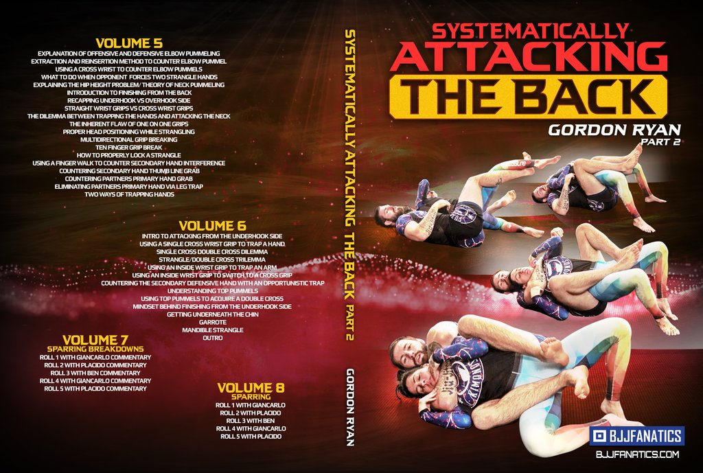GordonRyan AttackingtheBack2 1024x1024 - A Review Of The Last Gordon Ryan Instructional: Systematically Attacking The Back