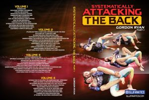 GordonRyan AttackingtheBack 1024x1024 300x202 - All Back Attacks DVD Instructionals