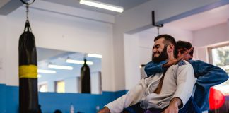 6 ways to get in teh zone when you do JIu-Jitsu