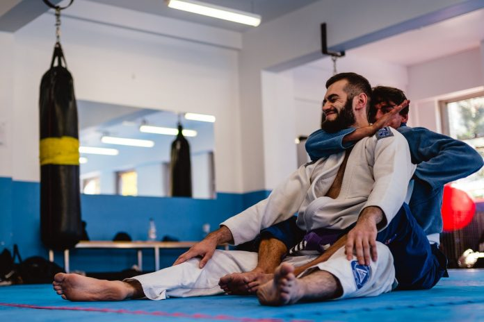 6 ways to get in teh zone when you do JIu-Jitsu