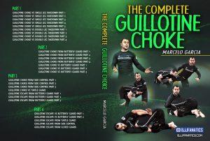 MarceloGarcia OffensiveNo GiGuillotineChoke Cover 1024x1024 300x202 - A Complete Marcelo Garcia Guillotine Choke DVD Review
