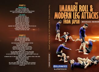 Masakazu Imanari The Imanari Roll DVD Review