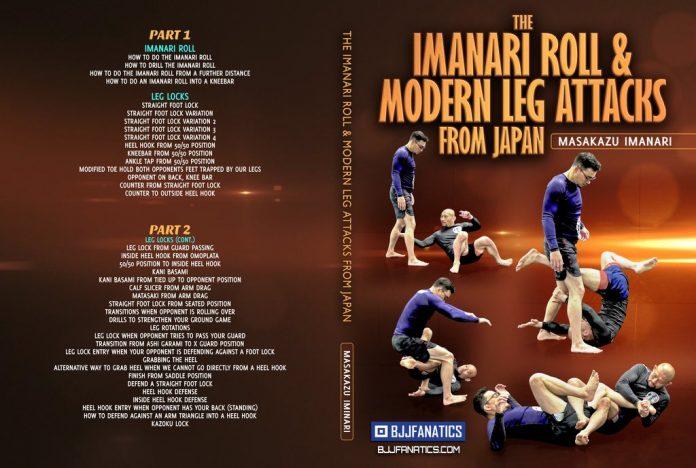Masakazu Imanari The Imanari Roll DVD Review