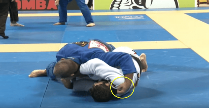 Screen Shot 2016 09 13 at 3.33.45 PM - The BJJ Folding Pass: Power in Simplicity