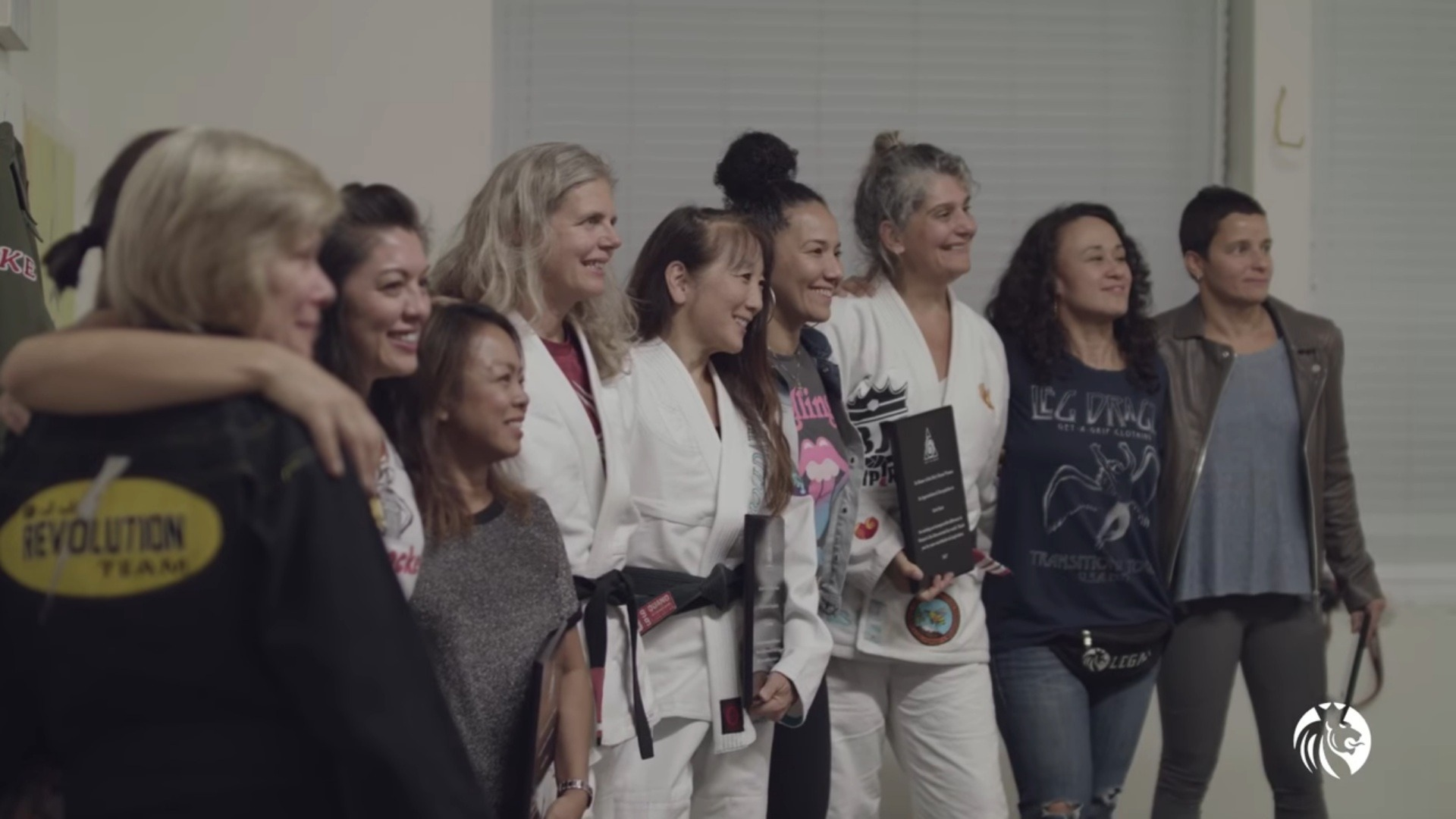 Who Were The Dirty Dozen BJJ Female Black Belts? – BJJ World