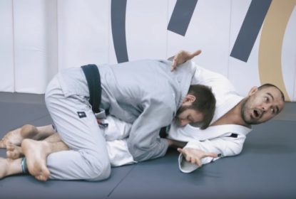 folding pass defense counter 415x280 1 - The BJJ Folding Pass: Power in Simplicity