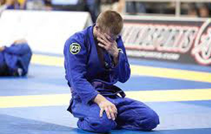 lose - Want to Be a BJJ Competitor? Learn How to Deal With Losses!