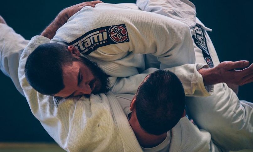mma fighters smoke weed before fighting at los angeles tournament hero 807x484 1 - In the Zone: 6 Ways To Relax When You Do Jiu-Jitsu