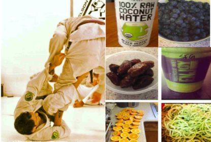 Jiu-Jitsu Nutrition: Plant-Based Diet
