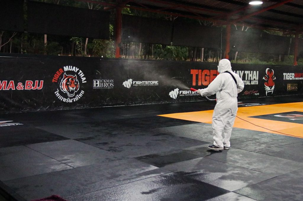 tmt cv19 notice 01 1024x681 - The BJJ World Post Covid-19: Coming Back to Training