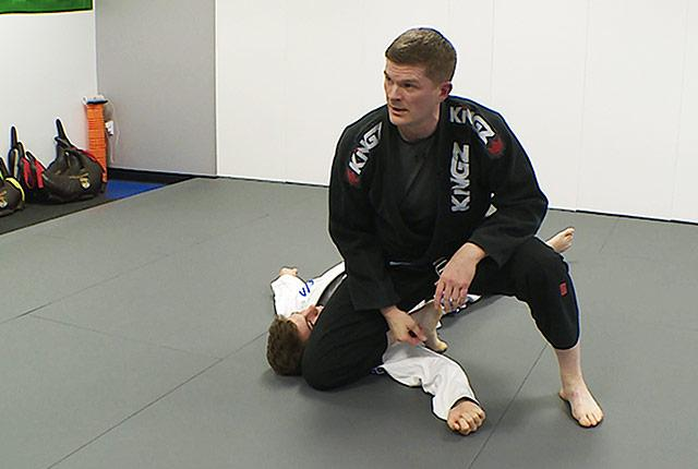 x jiujitsu shoulder - How To Win A BJJ Match: Make Your Opponent Tired