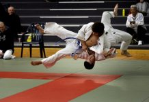 Judo Throws For BJJ: Shoulder throws