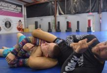 Rear Triangle Choke