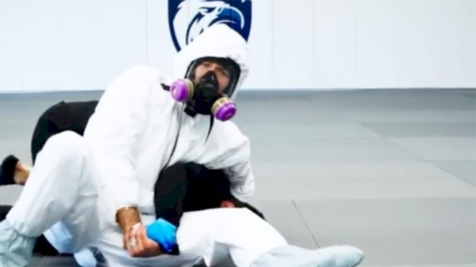 Intro to BJJ after the pandemic