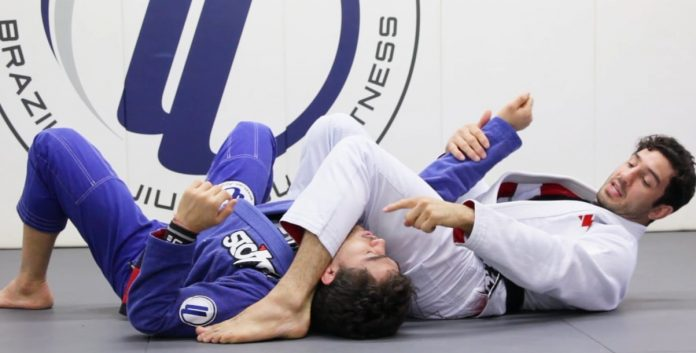 Fixing The Armbar From Side Control