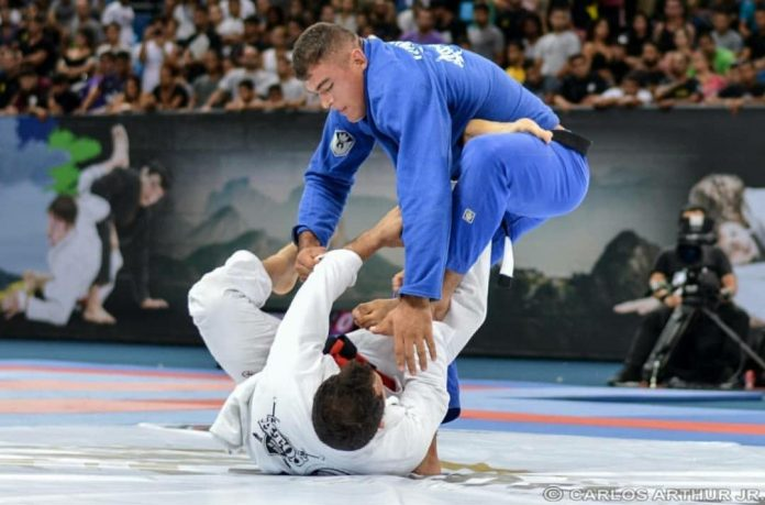 Being Aggressive in BJJ