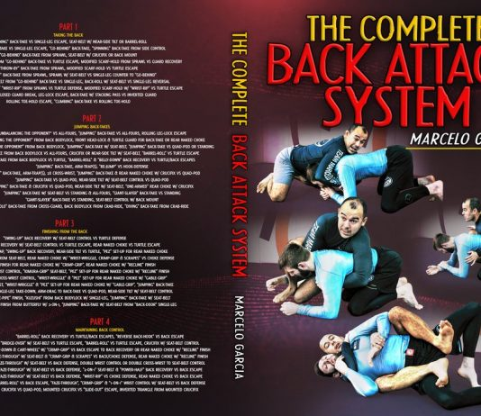 Marcelo Garcia DVD Instructional: Compete Back Attack System Review Cover