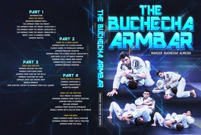"""Marcus Almeida Buchecha DVD Review: """"The Buchecha Armbar"""" Cover"""