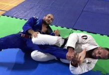 Crazy BJJ Kneebar Entries