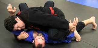 Side Control Crucifix Attacks