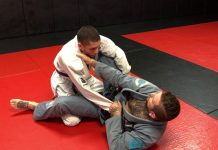 BJJ Scissor Sweep Attack Defense Cover