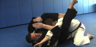 Inverted Armbar Sneaky Finishes