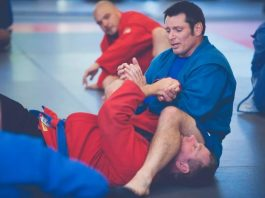 Evil And Nasty Sambo Submissions For BJJ
