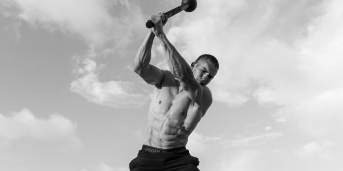 Steel mace BJJ Workouts For Strength