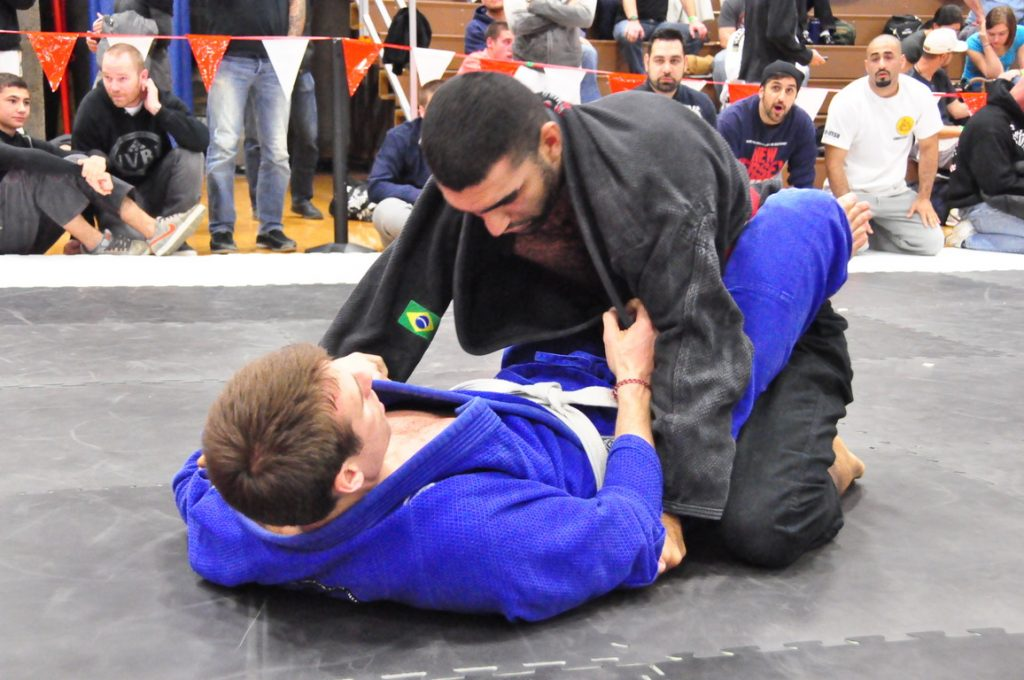 Brazilian Jiu jitsu Closed guard 1024x680 - Hacking The BJJ Closed Guard In Just Three Steps