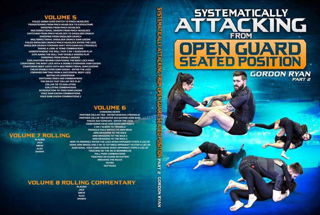 GordonRyan OpenGuardSeatedCover1NEW2 1024x1024 1 - Gordon Ryan Seated Guard Review: Systematically Attacking From Open Guard DVD