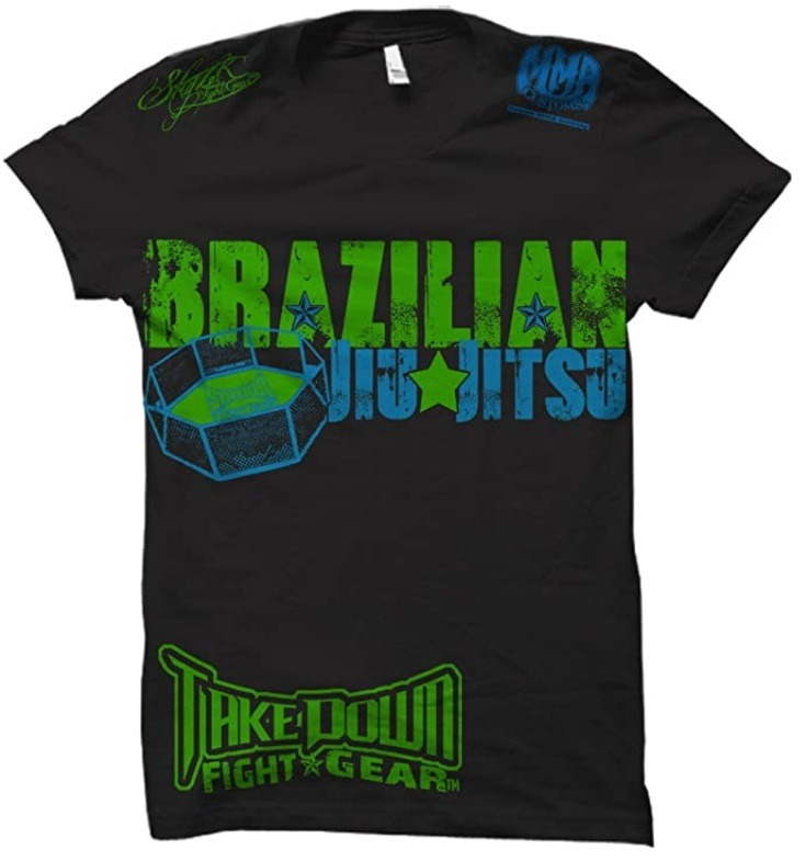 T shirt BJJ octagon - Best Budget Grappling Gear To Get In The Summer Of 2020
