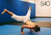 BJj Handstand drills cover