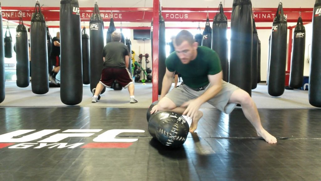 maxresdefault 44 1024x576 - BJJ Heavy Bag Drills For Movement And Top Pressure