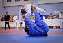 Powerful Overhead Jiu-Jitsu Sweeps Cover