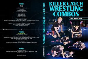 ErikPaulson CoverNEW 1024x1024 300x202 - Erik Paulson DVD Review – Killer Catch Wrestling Combos