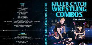 Erik Paulson DVD Review – Killer Catch Wrestling Combos Cover