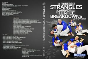 JohnDanaherStranglesCoverPart1NEW 1024x1024 300x202 - All Back Attacks DVD Instructionals