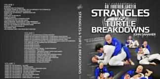 John Danaher BJJ DVD Review – Strangles And Turtle Breakdowns Cover
