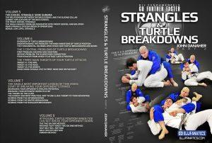 John Danaher BJJ DVD Review – Strangles And Turtle Breakdowns 2